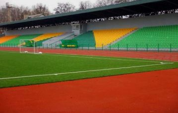 "Renovation of the ""Yunost"" stadium"