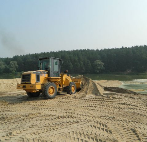 Drop inlet spillway reconstruction and improvement of  Strizhen river coast in the city of Chernihiv